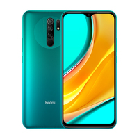 Xiaomi Redmi 9 4/64GB Green/Зеленый Global Version